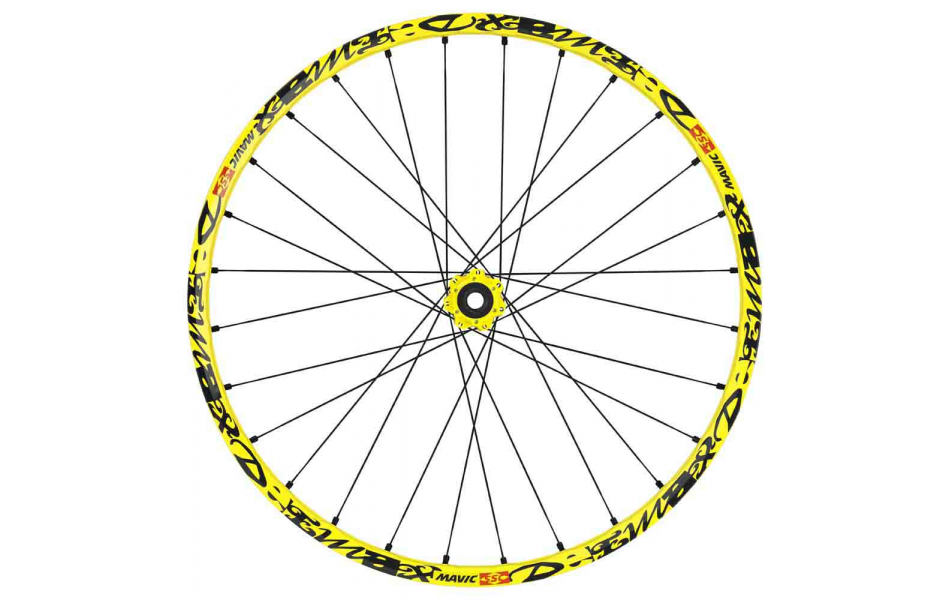 Колёса Колесо переднее 27.5 Mavic Deemax Ultimate  2016 Артикул F4190110